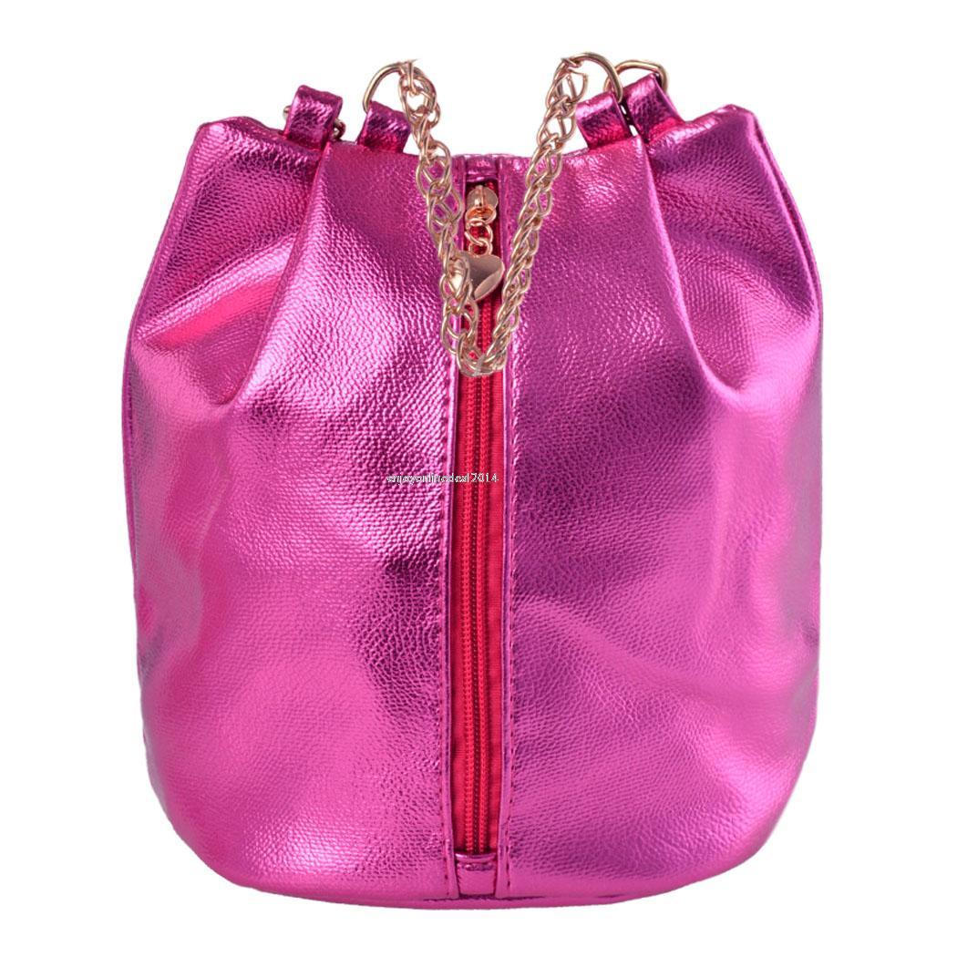 Fashion Casual Vintage Style Women Synthetic Leather Shoulder Bag Backpack NNE1