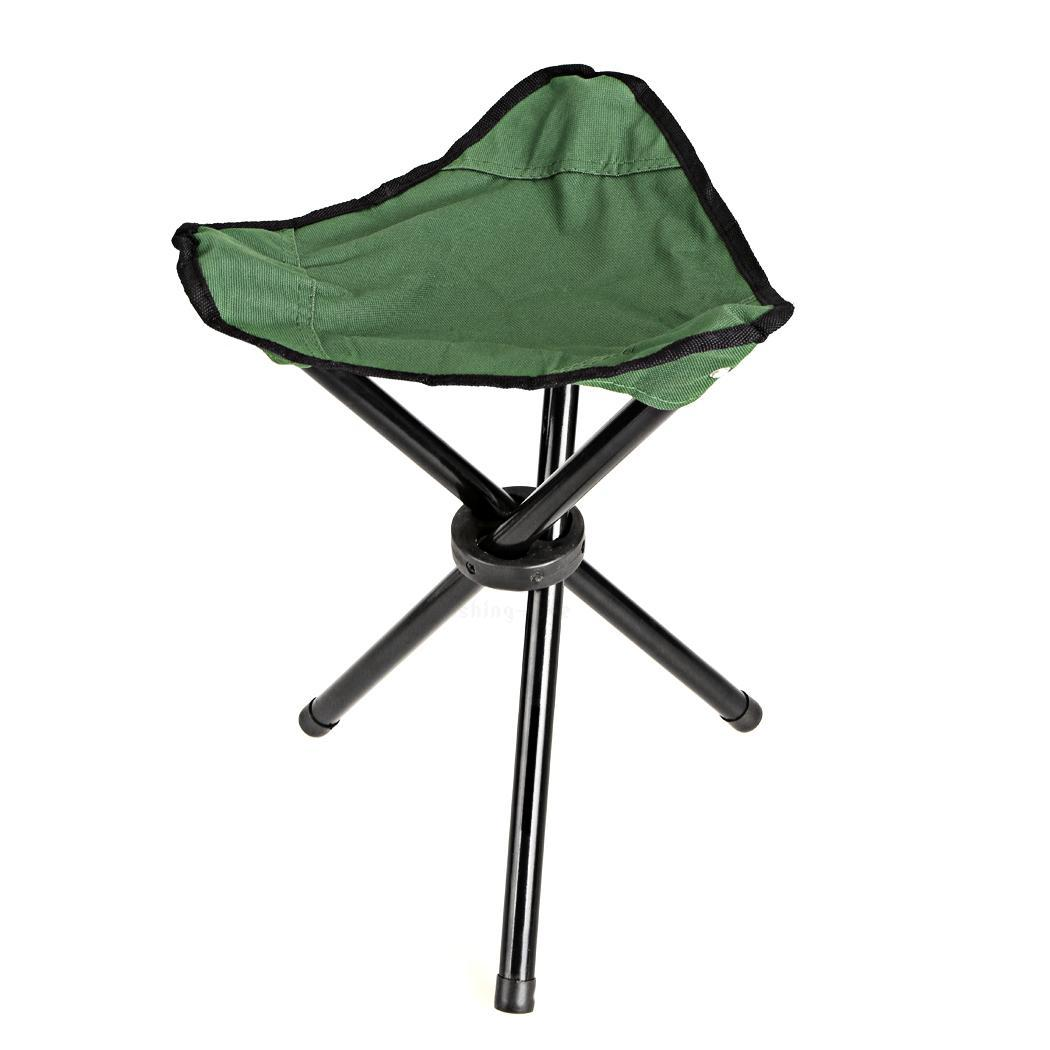 Outdoor Hiking Camping Fishing Lawn Folding Portable Chair