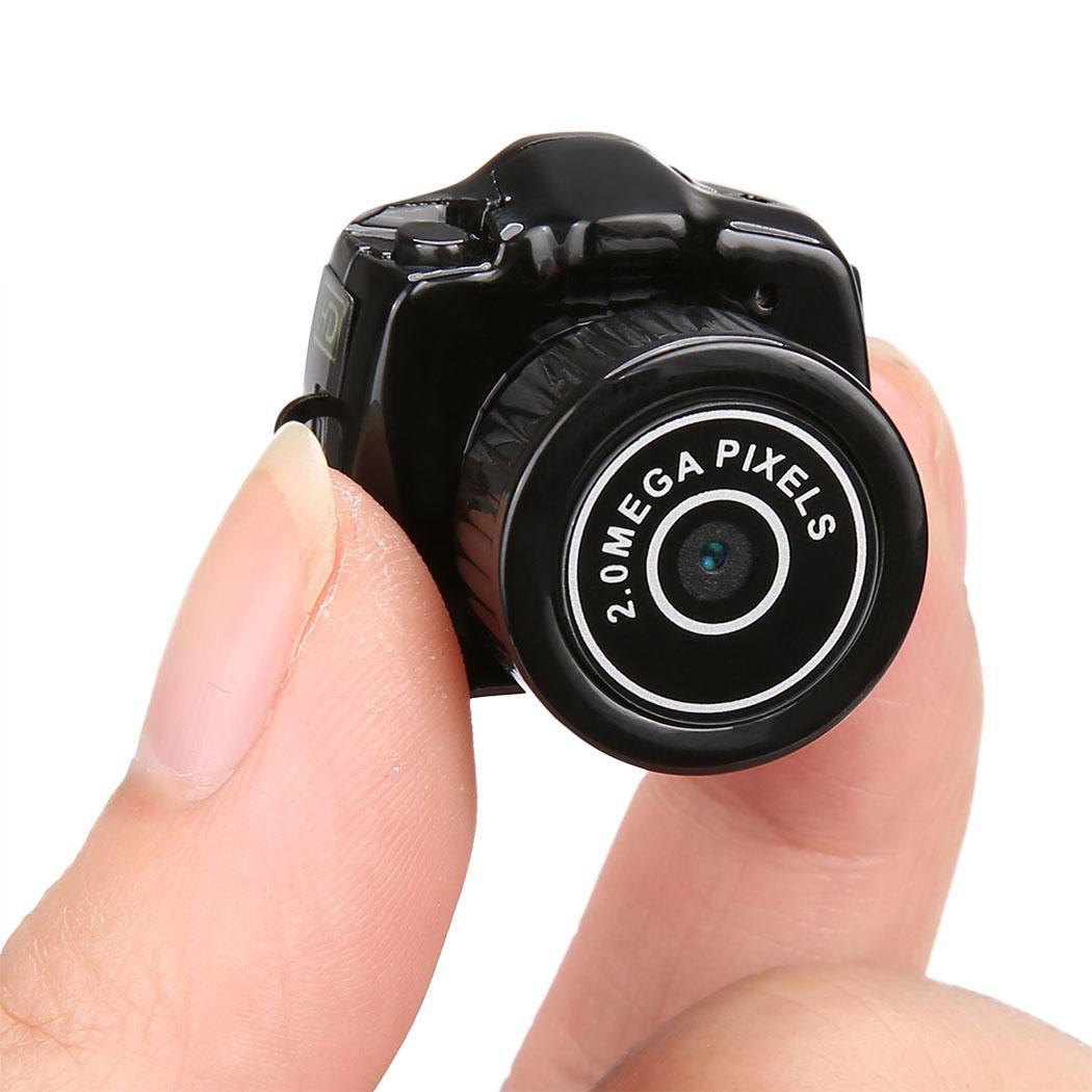 Mini Smallest Spy Camcorder Video Recorder DVR Hidden ...